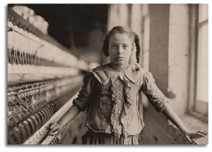 Child Labor - Lewis Hine