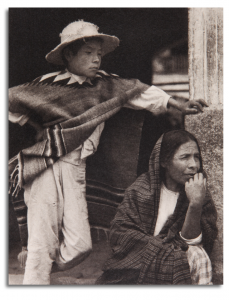 Woman and Boy, Tenancingo, 1933
