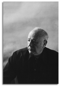 Paul Strand, NYC, 1966 - by Arnold Newman