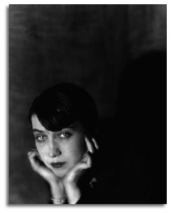 Berenice Abbott, 1921, by Man Ray