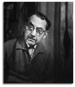 Original Portrait of Man Ray