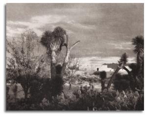 Near Saltillo, Mexico, 1932