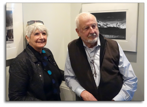 Jeanne & Michael Adams - recent visit to Lumière
