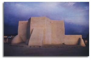 Douglas Keats, Ranchos de Taos, Fresson Print