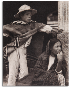 Paul Strand - Woman & Boy (Mexican Portfolio)
