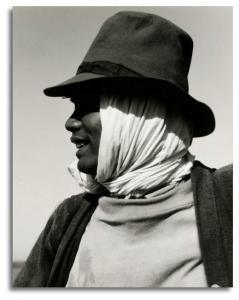 Asparagus Worker, Sacramento River Delta, 1940