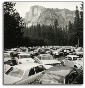 Pave It and Paint It Green, Yosemite National Park, 1965