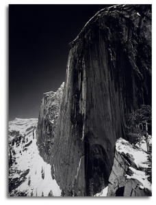 Monolith Face of Half Dome, 1927