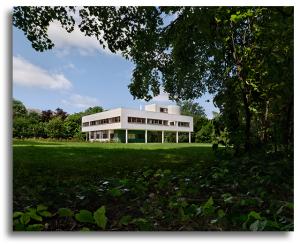 Le Corbusier, Villa Savoye,  © Richard Pare